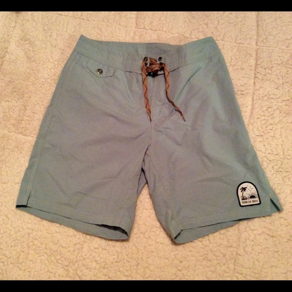 d4047eb402 Howler Brothers Shorts   Howler Bros Heed The Call Board   Poshmark